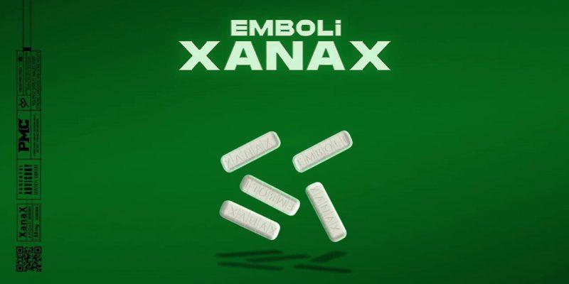 Emboli - Xanax Sözleri